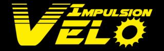 Logo impulsion vélo